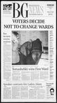 The BG News November 7, 2001