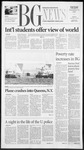 The BG News November 13, 2001