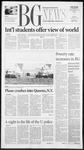 The BG News November 13, 2001