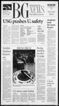 The BG News November 14, 2001