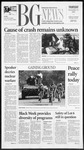 The BG News November 15, 2001