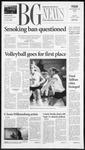 The BG News November 16, 2001