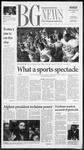 The BG News November 19, 2001