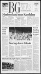 The BG News November 27, 2001