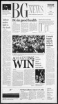 The BG News November 29, 2001