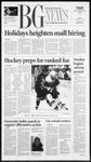 The BG News November 30, 2001