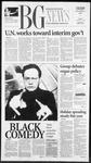 The BG News December 4, 2001
