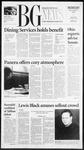 The BG News December 5, 2001
