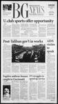 The BG News December 6, 2001