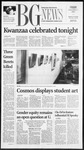 The BG News December 7, 2001