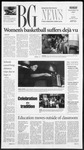 The BG News December 10, 2001