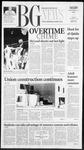 The BG News December 11, 2001