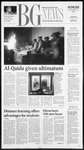 The BG News December 12, 2001