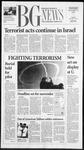 The BG News December 13, 2001