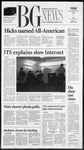 The BG News December 14, 2001