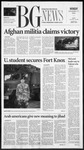 The BG News December 17, 2001