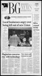 The BG News January 18, 2002