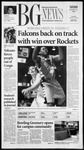The BG News January 22, 2002