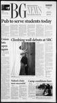 The BG News January 24, 2002