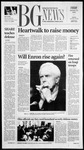 The BG News January 25, 2002