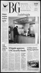 The BG News January 29, 2002