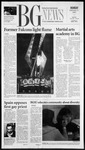 The BG News February 11, 2002