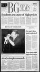 The BG News February 18, 2002