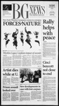 The BG News February 19, 2002