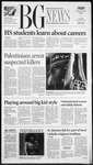 The BG News February 22, 2002