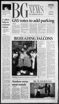 The BG News February 25, 2002