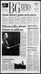 The BG News March 1, 2002