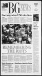The BG News April 8, 2002