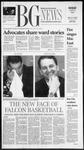 The BG News April 15, 2002