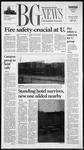 The BG News April 18, 2002