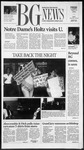The BG News April 19, 2002