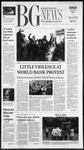 The BG News April 22, 2002