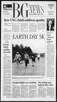 The BG News April 23, 2002