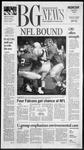 The BG News April 24, 2002