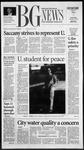 The BG News May 1, 2002