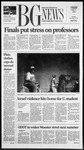 The BG News May 3, 2002