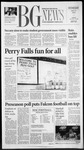 The BG News July 31, 2002