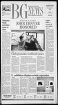 The BG News September 4, 2002