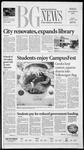 The BG News September 9, 2002
