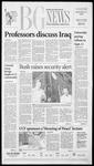 The BG News September 11, 2002