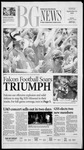 The BG News September 16, 2002
