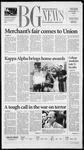 The BG News September 17, 2002