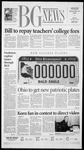 The BG News September 23, 2002