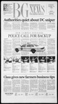 The BG News October 14, 2002