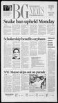 The BG News October 15, 2002