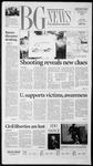 The BG News October 16, 2002